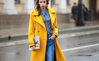 Модные тенденции осени года. Как одеваться осенью
