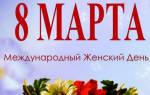 8 марта что в этот день. Международный женский день — история и традиции праздника