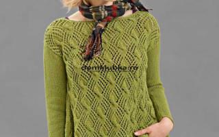 Идеи и схемы с описанием вязания свитера для начинающих. Вяжем нежные джемперы: типы моделей, этапы вязания