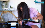 Симптомы алкогольной зависимости у женщин. Кожа и волосы. Помогает ли лечение
