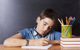 Как исправить почерк ребенку 13 лет шаблоны. Как исправить и улучшить плохой почерк ребёнка: советы и упражнения