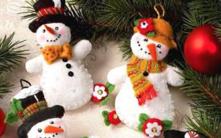 Игрушки на новый год снеговик из бумаги. Из чего можно сделать снеговика? Идеи, фото и мастер-классы