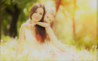 Материнская любовь термин. Что такое материнская любовь и почему любовь матери самая сильная