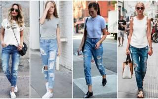 Советы от стилистов: с чем носить джинсы летом. Джинсы-трубы – кому идут, с чем носить и как создавать модные образы