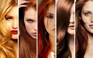 Влияние цвета волос на характер и судьбу. Как цвет волос влияет на характер
