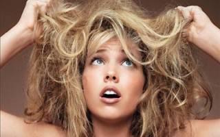 Как восстановить ломкие волосы. Вас порадуют мягкие, гладкие и блестящие волосы! Маска из яйца и йогурта