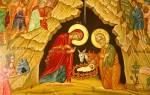 Рождество Христово — когда и как празднуют, история, традиции. Детям о рождестве