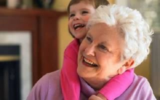 Мои любимые внуки статусы. Интересные и необычные статусы про бабушек