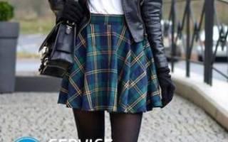Ткань для юбки: из какой ткани можно сшить юбку? Из какой ткани шить юбку-солнце