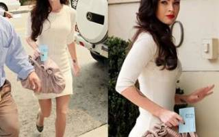Бьюти-эволюция Меган Фокс: от красотки до жертвы пластики. Эволюция стиля Меган Фокс: фото модных луков и сочетаний одежды