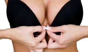Что делать если девушка дает потрогать грудь. Почему нельзя трогать грудь