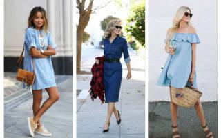 Кому идут платья с заниженной талией. Платье с заниженной талией – модный тренд сезона