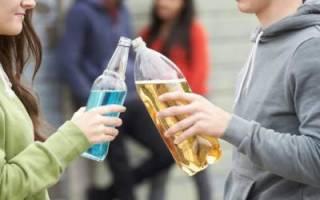 Влияние алкоголя на организм подростка. Детство с бутылкой в руках. Подростковый алкоголизм: причины, последствия и особенности лечения