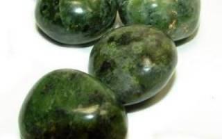 Нефрит. Камень нефрит — происхождение, свойства, применение и влияние на человека