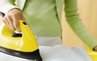 Как убрать лоск от утюга на одежде? Как и чем удалить блеск со школьных брюк