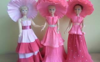 Осеннее платье из гофрированной бумаги для девочки. Пошаговый мк, платье из бумаги своими руками. Фото платьев из бумаги