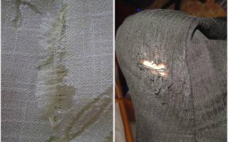 Как пришить заплаты на болоньевые штаны