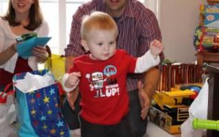Как организовать 1 годик день рождения. Ребенку год: традиции и празднование