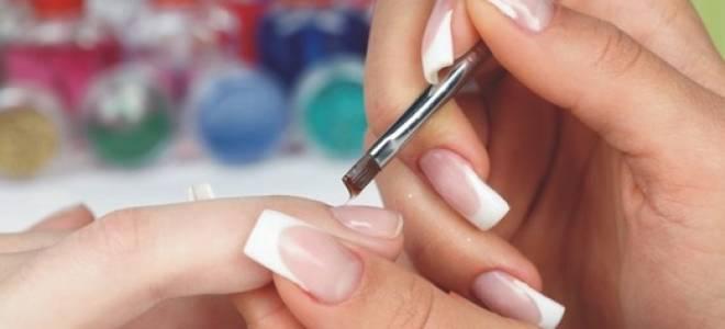 Вредно или полезно наращивание ногтей? Наращивание ногтей гелем: способы, особенности и последствия