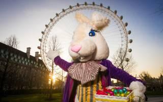 Как принято праздновать Пасху в Англии, традиции: как отмечают Пасху в Англии. Праздник пасхи в англии: свои символы и традиции