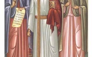 Вернуть сына в семью. Православная молитва на возврат супруга. Молитва святым мученикам Гурию, Самону и Авиву