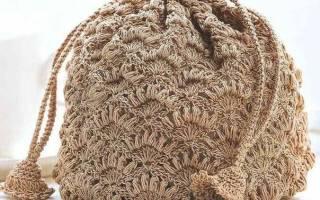 История техники вязания крючком. Вязание крючком