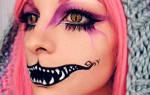 Макияж на Хэллоуин – как сделать в домашних условиях. Как сделать макияж в домашних условиях на Хэллоуин