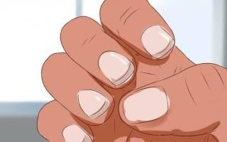 Как сделать чтобы ногти росли очень быстро. Массаж ногтей для ускорения роста