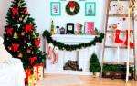 Новогодние украшения для дома своими руками из бумаги. Идеи декора дома на новый год