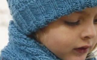Простая летняя детская шапочка спицами для начинающих. Вязаная шапочка с ушками. Как связать модную красивую шапку спицами для девочки: новые модели, схемы