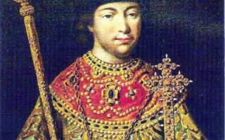 К какому веку относится царствование михаила романова. Михаил федорович — царские судьбы.