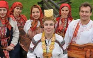 Народные, фольклорные праздники. Сценарии, развлечения. Русский народный праздник: календарь, сценарии, традиции и обряды