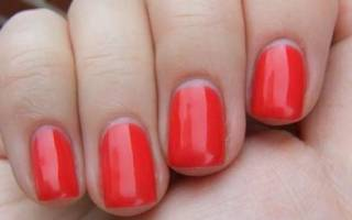 Что значит гелевый лак для ногтей. Что такое гель-лак. Процедура нанесения шеллака проходит поэтапно