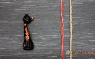 Вязание как соединить разорванную нить. Некоторые полезные приемы при вязании