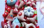 Символг своими руками из бумаги. Мастер-класс по изготовлению мягких новогодних игрушек из ткани своими руками для украшения на елку – с пошаговыми фото, выкройками. Украшения для дома, творим сказку совестно с ребенком
