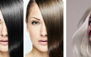 Какой цвет волос скроет недостатки кожи. Как подобрать себе подходящий цвет волос: рекомендации по цветотипу