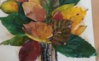 Супер поделка на тему осень. Идеи осенних поделок из природных материалов. Вот и осень настала