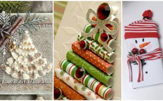 Новогодние открытки своими руками пошагово. Как нарисовать новогоднюю открытку? Елочка из декоративного скотча для открытки