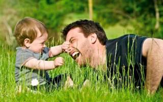 Что сказать ребенку от отце, оставившем семью? Отец и сын. незаменимая роль отца в воспитании сына