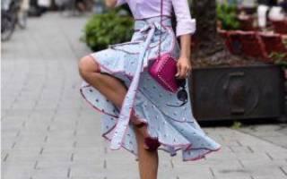 Платья с открытыми плечами подходят. С чем носить платья и блузы с открытыми плечами? Фото: модные фасоны открытых платьев в основе стильных образов
