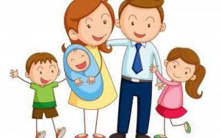 Понятие социального статуса семьи. Характеристика и показатели социального статуса семьи в различных сферах жизнедеятельности. Социальное положение семьи в анкете что