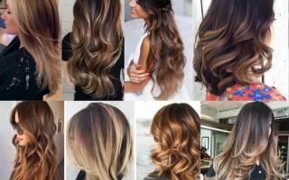 Медный шатуш на темные волосы. Шатуш — техника окрашивания волос на светлые, темные, русые, рыжие волосы