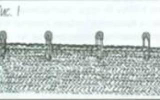 Вязание как набирать петли. Как набирать спицами петли по краю изделия