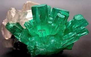 Описание камня изумруд: происхождение, состав, виды. Прекрасный камень изумруд