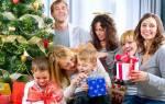 Развлечение за новогодним столом в кругу семьи. Застольные конкурсы на новый год