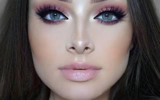 Как правильно подобрать и наносить макияж. Законы привлекательности: как, чем и в каком порядке краситься. Макияж глаз в технике «Птичка»