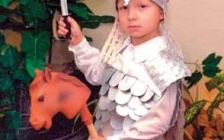 Шлем богатыря своими руками — это просто: пошаговый мастер-класс для маленьких богатырей и их родителей. Шлем богатыря своими руками из бумаги и фольги с видео