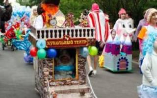 Украшение коляски на парад колясок своими руками. Идеи украшения детских колясок для парада