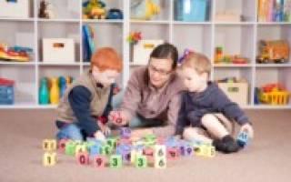 Как открыть детский образовательный центр пошаговая инструкция. Игрушки и расходные материалы. Выбор формы собственности и коды оквэд