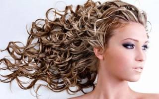 Эффект химии на волосах в домашних. Процедура мокрой завивки. Химическая завивка на короткие волосы